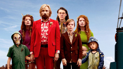Captain Fantastic Web